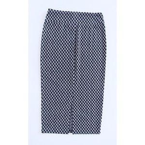 14th & Union Skirts - Geo Block Print 14th & Union Pencil Skirt Size S